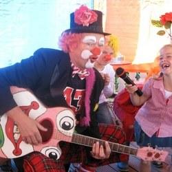 Clown-Snorre-Boeken