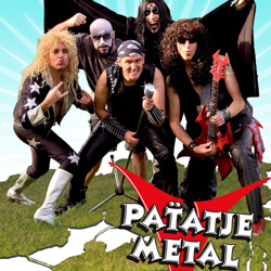 Patatje-Metal-boeken