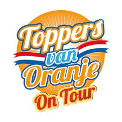 Toppers-van Oranje on tour boeken