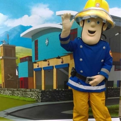 brandweerman sam boeken