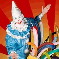 clown zassie kindershow boeken