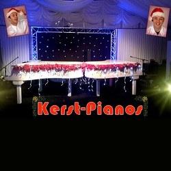 Kerstpianos-boeken