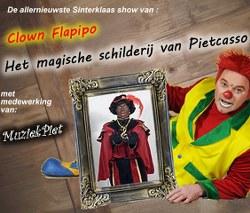 clown flapipo en de muziek piet boeken