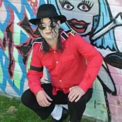 Michael Jackson Look a Like boeken