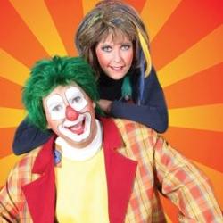 theatershow clown jopie en tante angelique boeken