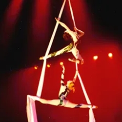 acrobatische tissu act boeken