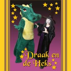 de heks en de draak boeken