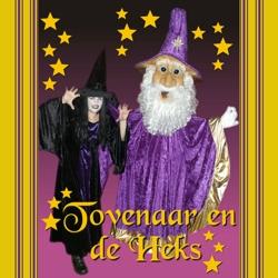 de heks en de tovenaar boeken