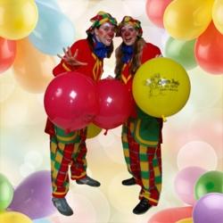 punchballonnen stand huren