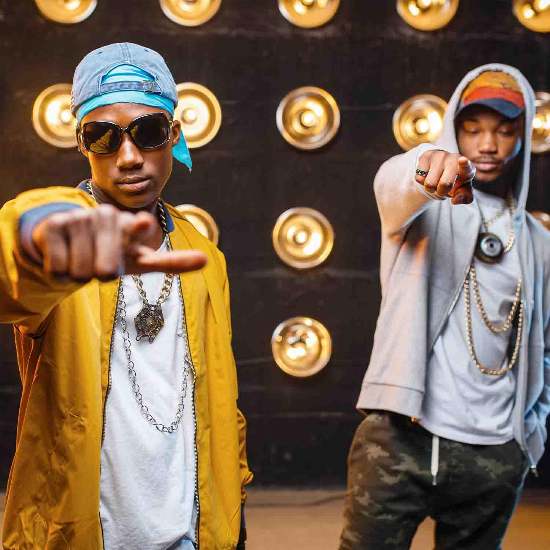 Rappers-prijslijst